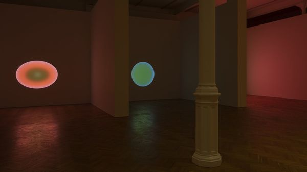 Solo Exhibition by James Turrell, Pace London (2 of 5)