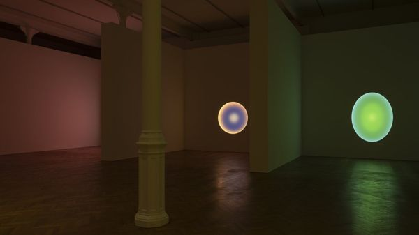 Solo Exhibition by James Turrell, Pace London