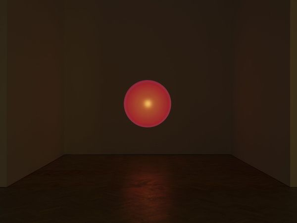 Solo Exhibition by James Turrell, Pace London (4 of 5)