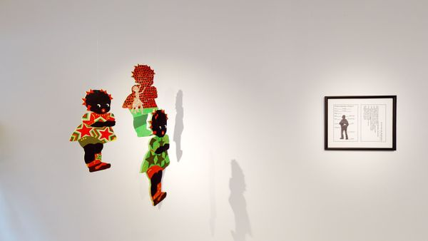 Armed Disposal (Group Exhibition), VICTORI + MO