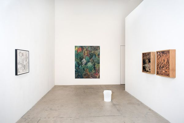 Deep Time (Group Exhibition), Moskowitz Bayse (2 of 4)