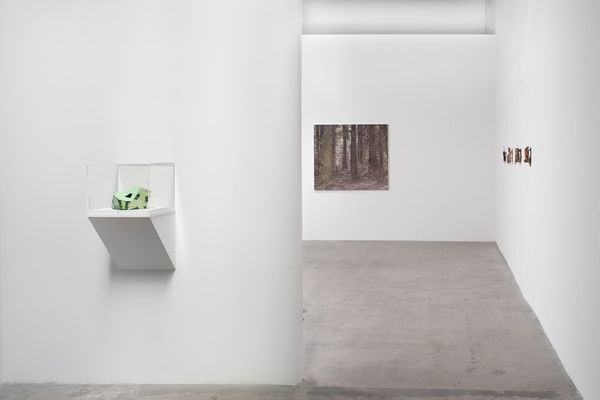 Deep Time (Group Exhibition), Moskowitz Bayse (3 of 4)