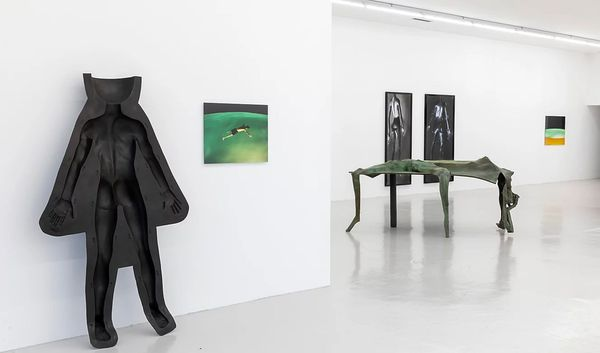Area Caproni U8OPIA (Group Exhibition), Cassina Projects