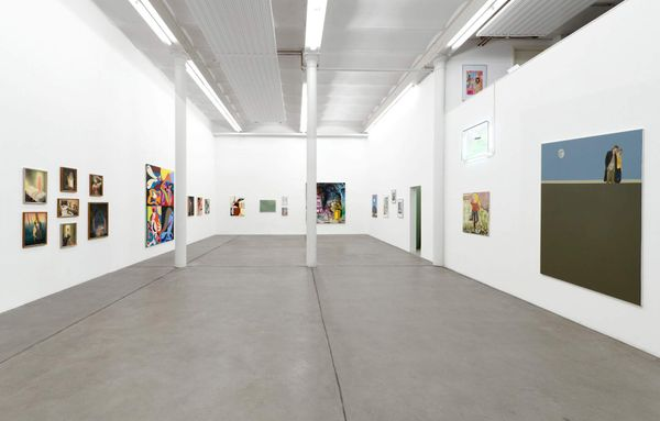 We Are Open! (Group Exhibition), Galerie Kleindienst (5 of 7)