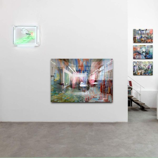We Are Open! (Group Exhibition), Galerie Kleindienst (6 of 7)