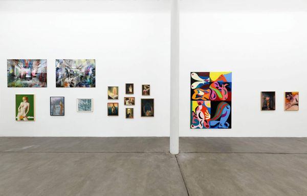 We Are Open! (Group Exhibition), Galerie Kleindienst (2 of 7)