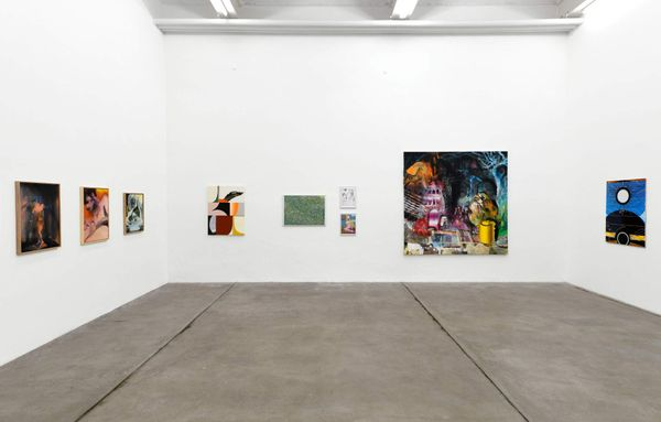 We Are Open! (Group Exhibition), Galerie Kleindienst (3 of 7)