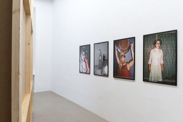 Cannibal Dinner (Group Exhibition), Charim Galerie (3 of 3)