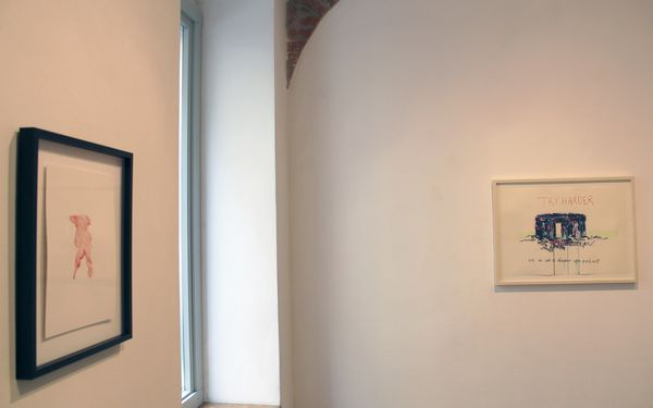 NO PITY! 'An artist's duty is to reflect the times.' (Group Exhibition), Galerie Michaela Stock (4 of 6)