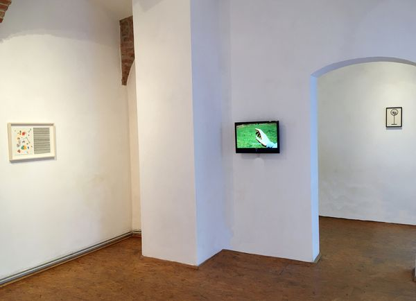 NO PITY! 'An artist's duty is to reflect the times.' (Group Exhibition), Galerie Michaela Stock (5 of 6)