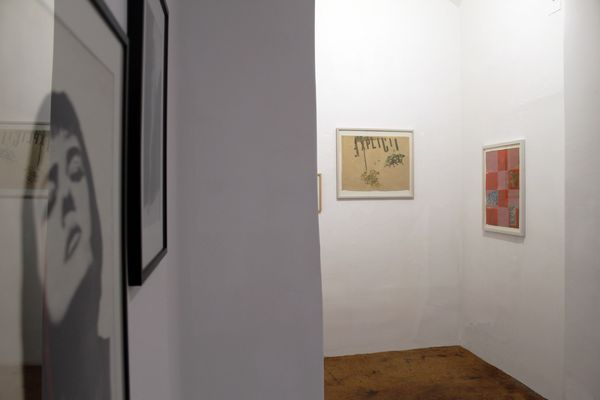 NO PITY! 'An artist's duty is to reflect the times.' (Group Exhibition), Galerie Michaela Stock (2 of 6)