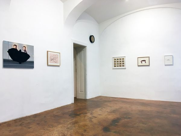 NO PITY! 'An artist's duty is to reflect the times.' (Group Exhibition), Galerie Michaela Stock