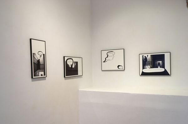 NO PITY! 'An artist's duty is to reflect the times.' (Group Exhibition), Galerie Michaela Stock (6 of 6)