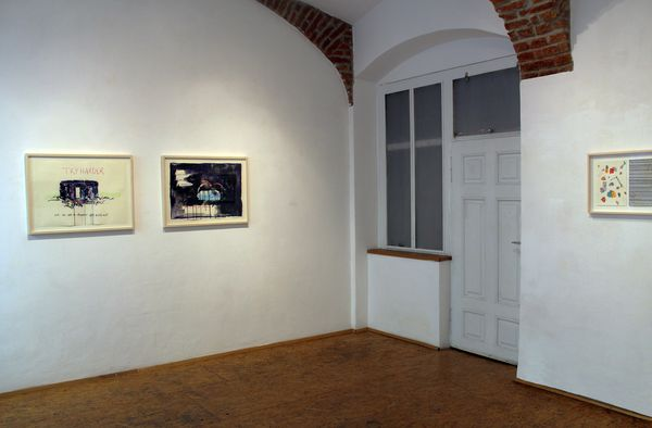 NO PITY! 'An artist's duty is to reflect the times.' (Group Exhibition), Galerie Michaela Stock (3 of 6)