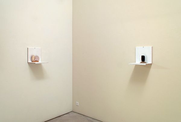 Is This an Idea for Sculpture? by Richard Tuttle, Annemarie Verna Galerie (3 of 8)