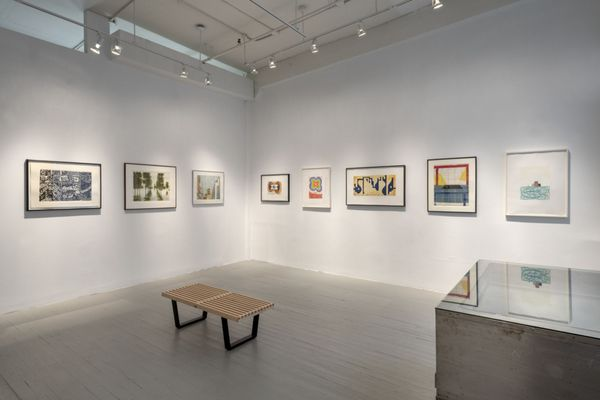 Print selections from the Milbank collection (Group Exhibition), Anders Wahlstedt Fine Art