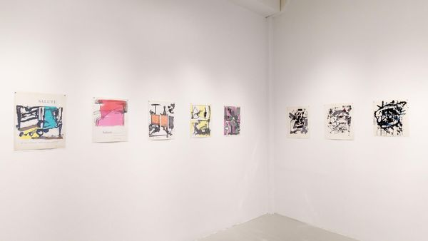 Joan Mitchell and Grace Hartigan at Tiber Press (Group Exhibition), Anders Wahlstedt Fine Art (2 of 3)
