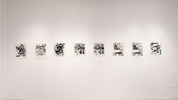 Joan Mitchell and Grace Hartigan at Tiber Press (Group Exhibition), Anders Wahlstedt Fine Art