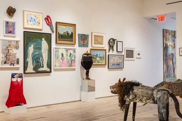 An Alternative Canon: Art Dealers Collecting Outsider Art (Group Exhibition), Andrew Edlin Gallery (7 of 8)