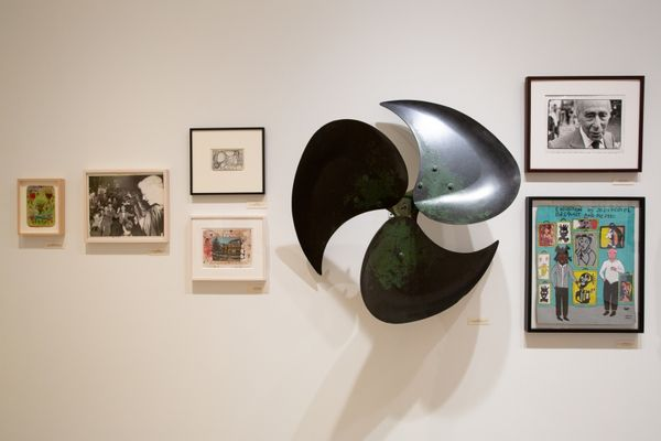 An Alternative Canon: Art Dealers Collecting Outsider Art (Group Exhibition), Andrew Edlin Gallery (3 of 8)