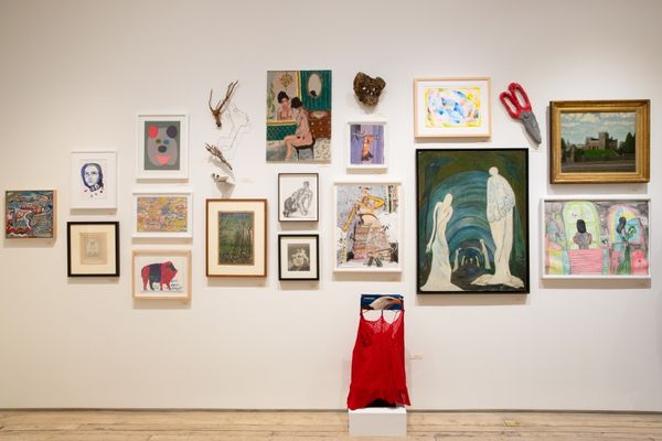 An Alternative Canon: Art Dealers Collecting Outsider Art (Group Exhibition), Andrew Edlin Gallery (6 of 8)