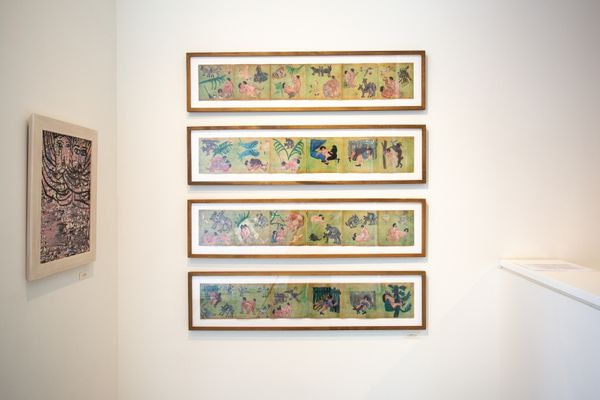 An Alternative Canon: Art Dealers Collecting Outsider Art (Group Exhibition), Andrew Edlin Gallery (8 of 8)