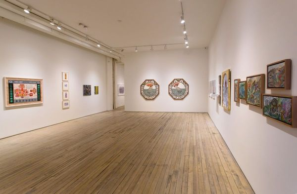 Summer Exhibition: Recent Works By
