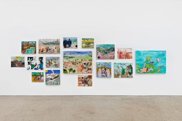 The World View Show by Raynes Birkbeck, Nino Mier Gallery