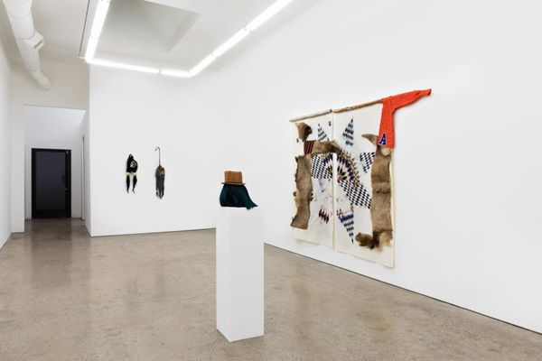 Group Exhibition (Group Exhibition), Nino Mier Gallery