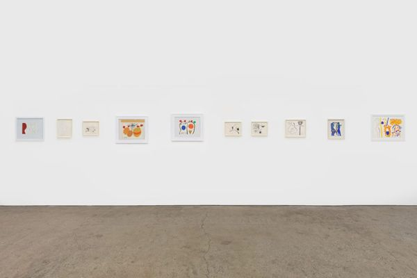 Roger Hilton Curated by Kenny Schachter by Roger Hilton, Nino Mier Gallery (4 of 4)