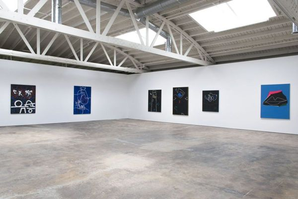 Forty Years (Paintings 1956 – 1996)