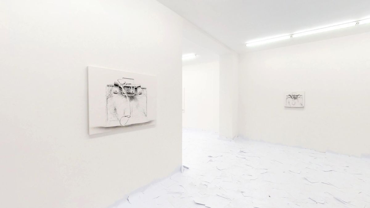 Solo Exhibition by Pablo Alonso
