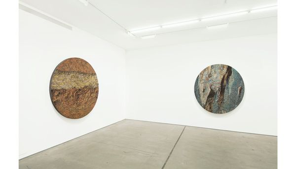 Beyond the Blue by Vibha Galhotra, Jack Shainman Gallery   West 24th Street (4 of 5)