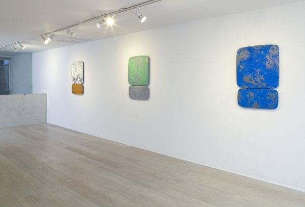 Stell Shapes by Nick Moss, Leila Heller Gallery | New York (3 of 3)