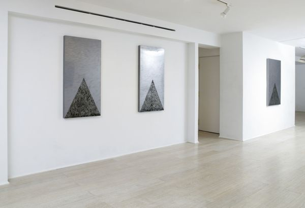 Stell Shapes by Nick Moss, Leila Heller Gallery | New York