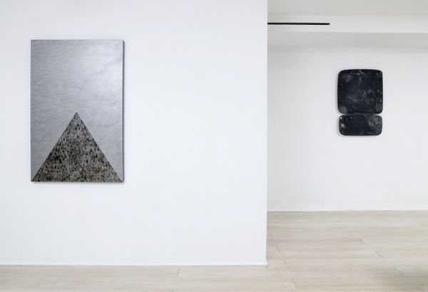 Stell Shapes by Nick Moss, Leila Heller Gallery | New York (2 of 3)