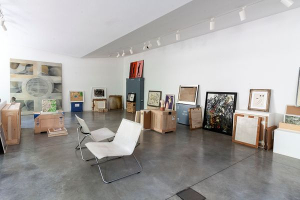 UNPACKING from shelter to light (Group Exhibition), Studio Gariboldi (2 of 2)