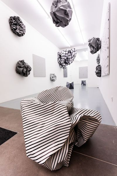 Loving imperfectly by Esther Stocker, Galerie Alberta Pane | Paris (5 of 6)