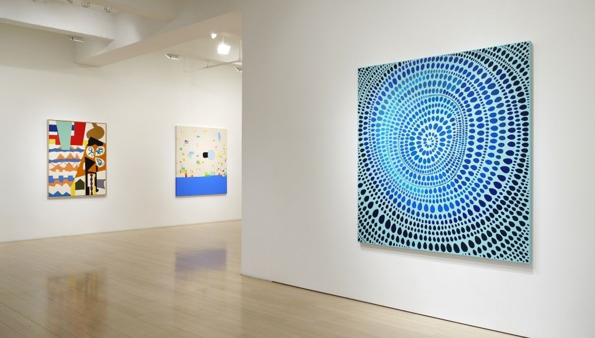 The Unusual Suspects: A View of Abstraction