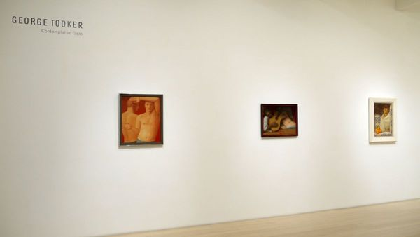 Contemplative Gave: A Selection of Paintings, Drawings, and Prints