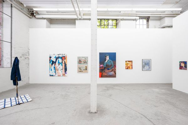 Moments Of Clarity Are So Rare (Group Exhibition), Galerie Tobias Naehring (5 of 6)