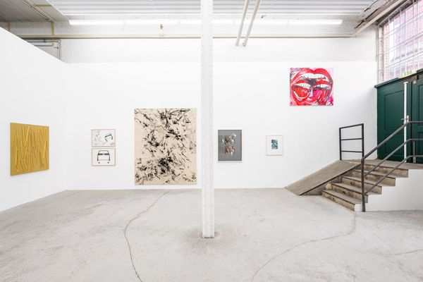Moments Of Clarity Are So Rare (Group Exhibition), Galerie Tobias Naehring (3 of 6)