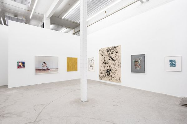 Moments Of Clarity Are So Rare (Group Exhibition), Galerie Tobias Naehring