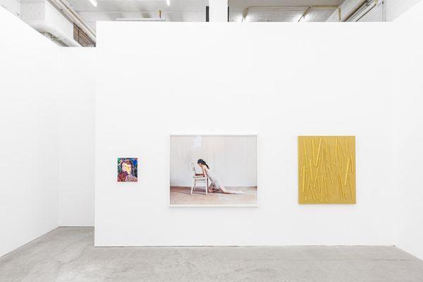 Moments Of Clarity Are So Rare (Group Exhibition), Galerie Tobias Naehring (2 of 6)
