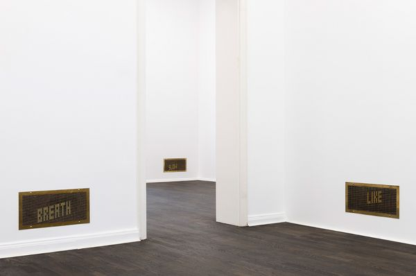 Slow And Everywhere Like Breath (Group Exhibition), Markus Lüttgen (4 of 5)