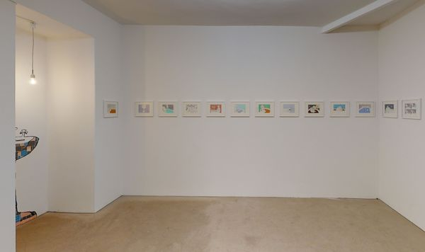 'We're all in this together' and 'Zwei Null Zwei Null' (Group Exhibition), Krinzinger Projekte (2 of 5)