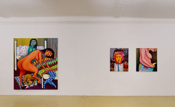 'We're all in this together' and 'Zwei Null Zwei Null' (Group Exhibition), Krinzinger Projekte