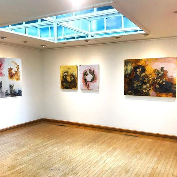 TIM WRIGHT AT CONINGSBY GALLERY: FAR-SEEING EYE