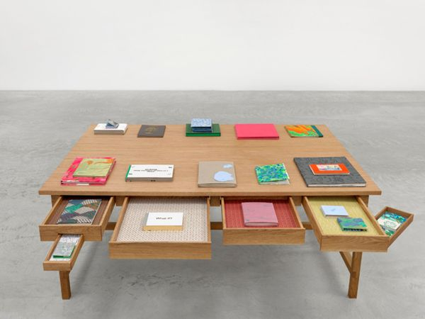 Books and Tables