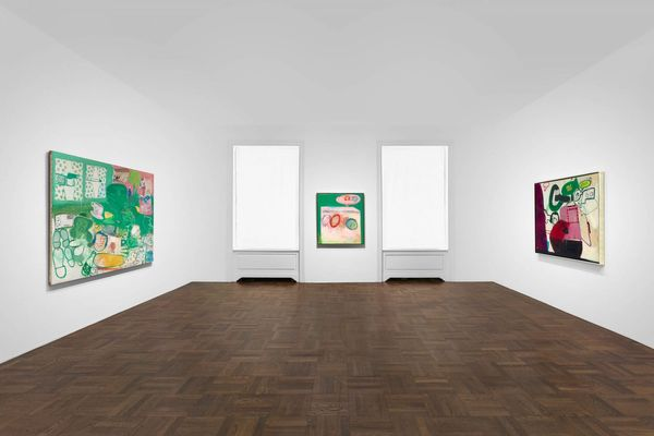 Murder in the Kitchen, Early Works by Peter Saul, Michael Werner | New York (4 of 4)